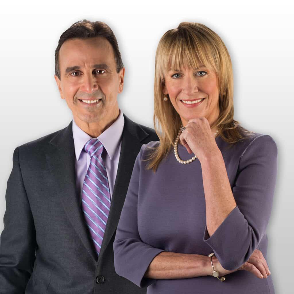 Dennis and Michelle Reina