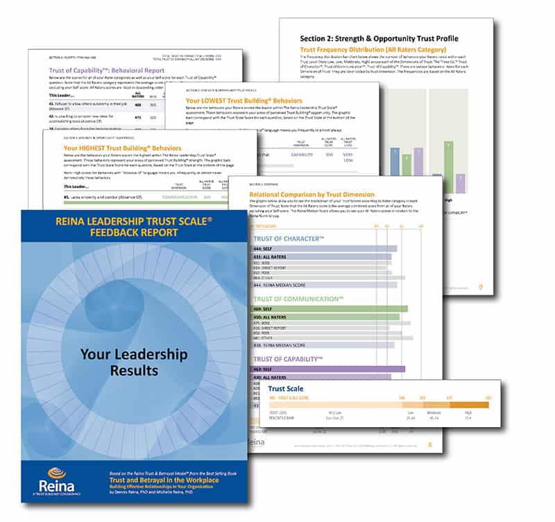 Leadership Trust Assessment