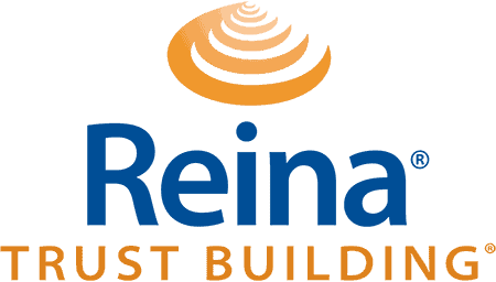 Reina Trust Building logo